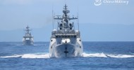 PLA starts real combat-oriented drills in Taiwan Straits amid Krach's visit, approaches island from four directions