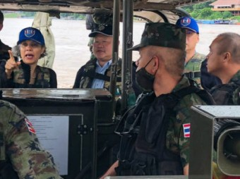 Fighting drug trafficking in the Golden Triangle: a UN Resident Coordinator blog