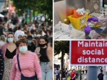 Britain at 'critical point' in pandemic, top scientists will warn