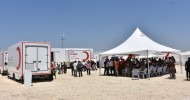 1 killed, another injured in attack against Turkish Red Crescent in northern Syria