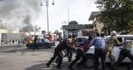 Armenia's rocket attack on Azerbaijan's Barda kills at least 20 civilians
