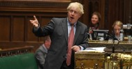 Boris to make statement on Monday with three-tier lockdown announcement expected