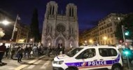 France on maximum alert after deadly church stabbing in Nice