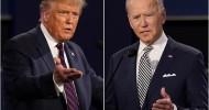 US election: Donald Trump refuses to take part in virtual debate with Joe Biden