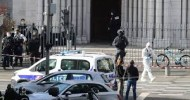 Stabbing attack in French city of Nice kills at least two people, wounds several