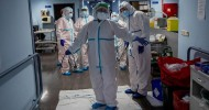 'No new answers' says WHO as it reports record 350,000 daily coronavirus cases