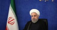 Rouhani: Thank God world got rid of Trump