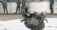 Indonesia plane crash: Black boxes located as search for survivors continues