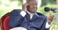 Victory in sight for incumbent President Museveni