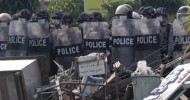 At least 18 killed in bloodiest day of Myanmar anti-coup protests United Nations human rights office says police and military forces confronted peaceful demonstrators in several locations across the country.