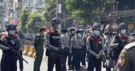 Myanmar coup: Junta extends social media ban to Twitter and Instagram as protests spread