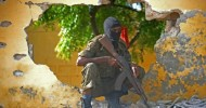 8 Soldiers Dead in Somalia Bombing Claimed by Al Shabaab The explosion tore through a military vehicle in central Somalia some 250 miles north of the capital.