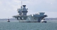Ankara discussed aircraft carrier purchase with UK, report claims