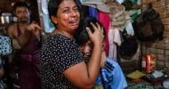 Death toll from Myanmar junta's brutal crackdown on protesters surpasses 500