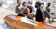 Brazil's daily Covid-19 death toll passes 4,000 for first time