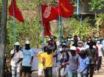 Myanmar's post-coup civilian death toll climbs past 700