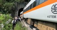 41 dead, dozens injured in Taiwan train crash