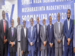 Somali opposition groups suffer a major blow, as int'l community rebuffs call for interim government and instead urges talks to resolve election dispute