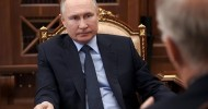 Putin signs law allowing him two more terms as Russia's leader