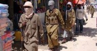 Al-Shabab fighters attack two Somali National Army bases Al-Shabab says it launched a suicide attack on the Bariire base while simultaneously attacking the nearby Awdhigle base.