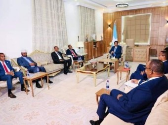 Joint Communique on the situation in Somalia (AU, EU, IGAD and UN) 10th April 2021