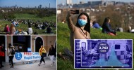 UK could reach herd immunity 'within days', say scientists