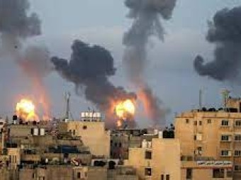 Israel conducts deadly retaliatory strikes on Gaza as violence escalates