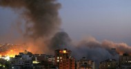 5 Israelis killed in rocket barrages, IDF retaliating in Gaza Over 850 rockets crossed into Israeli territory after being launched from Gaza. Several rockets made direct hits on buildings and cars in Israel, killing five Israelis.