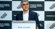 Sadiq Khan re-elected as London mayor Sadiq Khan, who became the first Muslim to head a major Western capital after his victory in 2016, saw off his main challenger, Shaun Bailey, the candidate from Prime Minister Boris Johnson's Conservative Party.