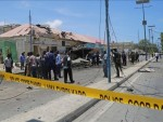 Suicide attack in Somali capital kills 6 2 senior police officers among victims; no group has yet claimed responsibility
