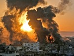 Hamas vows revenge after Israel kills top commander in Gaza airstrike IDF says it killed top Hamas commanders in joint operation with the Shin Bet, including close operatives to Mohammed Deif.