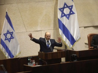 Bennett to Likud hecklers: Tone of your screams is as loud as your failure