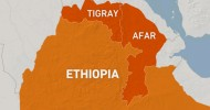 Ethiopia's Tigray forces enter neighbouring Afar region Ethiopia's eight-month-old conflict expands as Tigrayan fighters cross into neighbouring Afar region.
