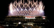 Athletes parade in empty stadium as Tokyo Olympics open in shadow of pandemic