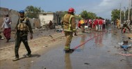 Bomb blast kills 4 footballers in Somalia