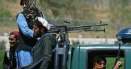 US carries out air strike on vehicle linked to IS group near Kabul airport