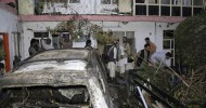 Rockets hit neighbourhood near Kabul airport as Europe lobbies for airport safe zone