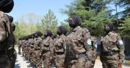 Turkey-trained female Somali commandos arrive in Mogadishu