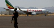 Sudan Seizes 'Weapons Shipment' From Ethiopian Plane The shipment contained weaponsand night-vision binoculars.