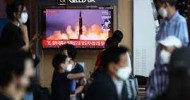 North Korea ups tension with ballistic missile launches Washington, Tokyo condemn the launches; Seoul succeeds in testing its first SLBM