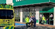 New Zealand: Man stabs 5 in supermarket knife attack